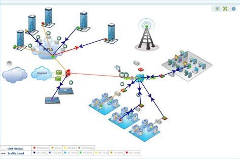 network map generator custom network maps network mapping tool business