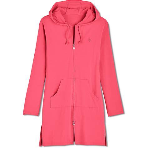 coolibar upf 50 s cabana hoodie ebay