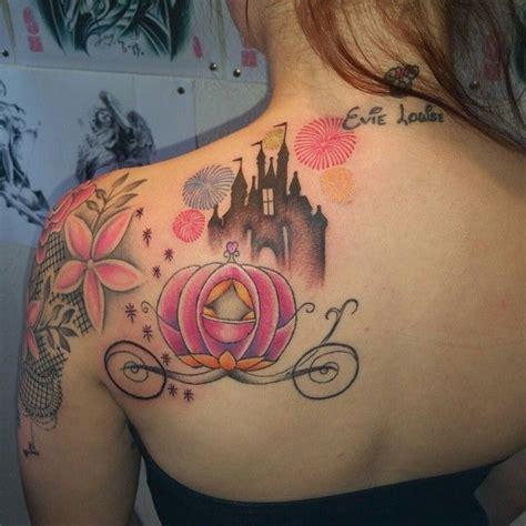 k tattoo pinterest cinderella s castle tattoo inked pinterest