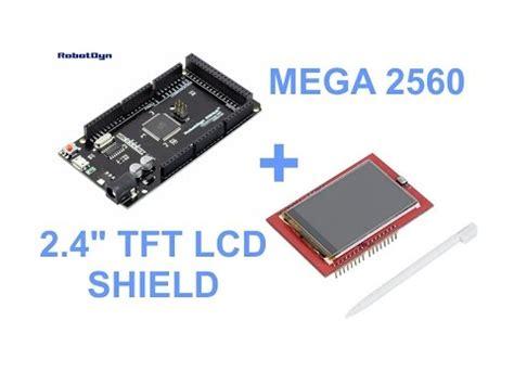 arduino uno 2 4 tft lcd spfd5408 with modified utft