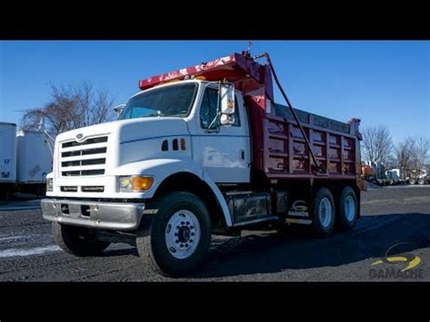 louisville truck 1998 ford louisville dumper truck for sale