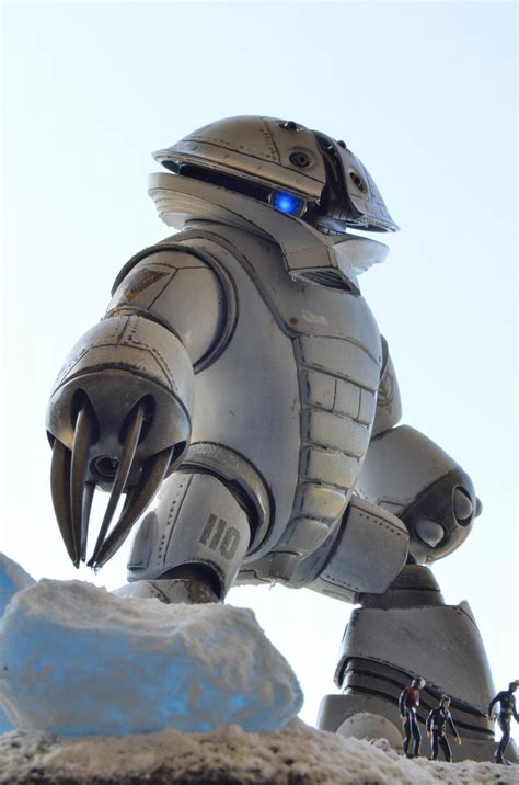 1 144 diorama acguy cold area custom アッガイ寒冷地仕様 modeled by masaki wip images closeups and