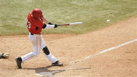 perfect swing baseball new technology could engineer the perfect baseball swing
