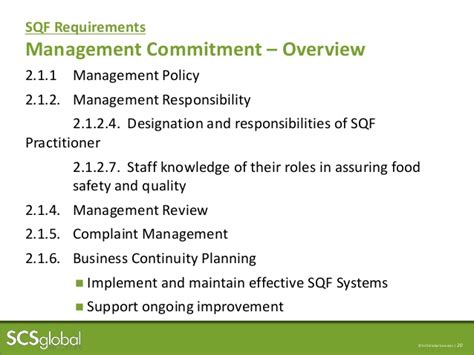 Sqf Code Packaging Safety And Quality Management System Autos Post Sqf Food Quality Plan Template