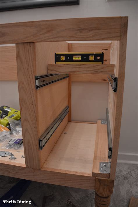 how to build a bathroom cabinet how to build a bathroom cabinet with drawers 28 images