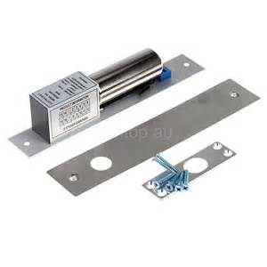 magnetic door locks magnetic electric drop bolt door lock auto deadbolt dc 12v