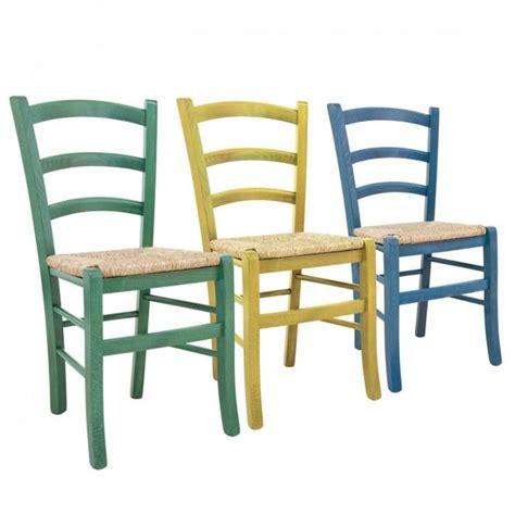 sedie paglia colorate modelli di sedie colorate cura dei mobili variet 224 d