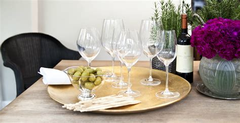 bicchieri da bianco bicchieri la soluzione giusta per una tavola di stile