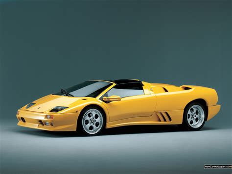 Lamborghini Diablo Speed Lamborghini Diablo Roadster Speed Car 1280x960