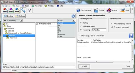fasta format converter ncbi text to fasta file converter free software and shareware