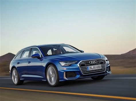 Audi A6 Avant Leasing by Audi A6 Avant 40 Tdi S Line S Tronic Car Leasing