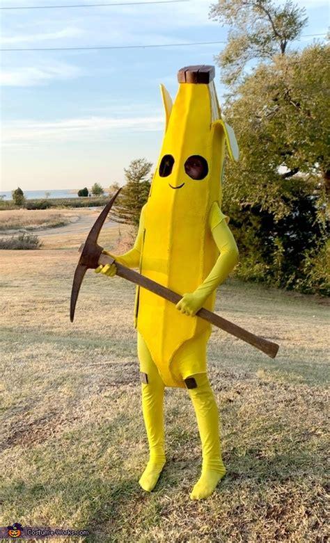 fortnite peely costume