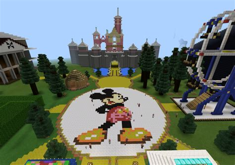 Disney world map minecraft pe download gumiabroncs Image collections