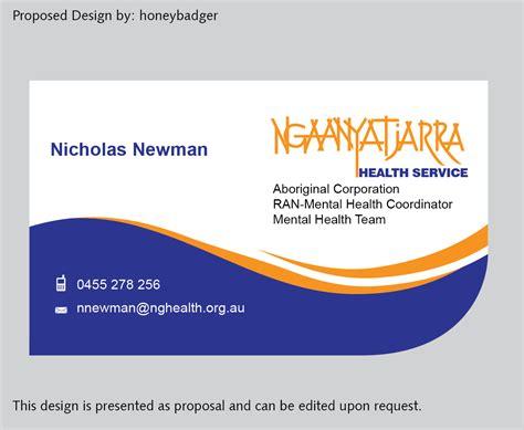 masculine modern business card design by rustee design