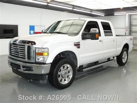 repair anti lock braking 2010 ford f250 seat position control purchase used 2010 ford f250 lariat crew turbo diesel 4x4 fx4 leather texas direct auto in