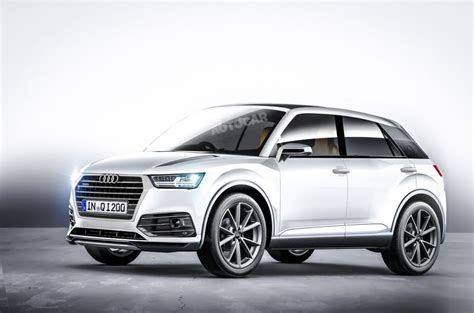 Audi Q1 2016 by Audi Q1 To Start Production In 2016 Autocar