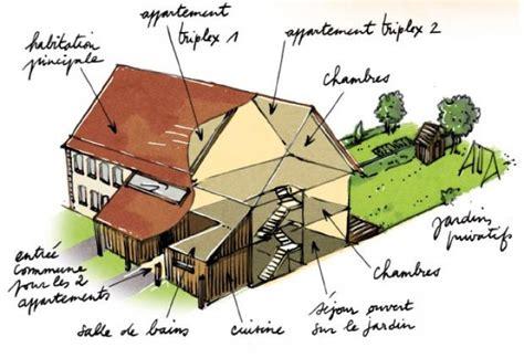 Grange Définition by Et Si On Am 233 Nageait Un Loft Rural Dans La Grange Eco