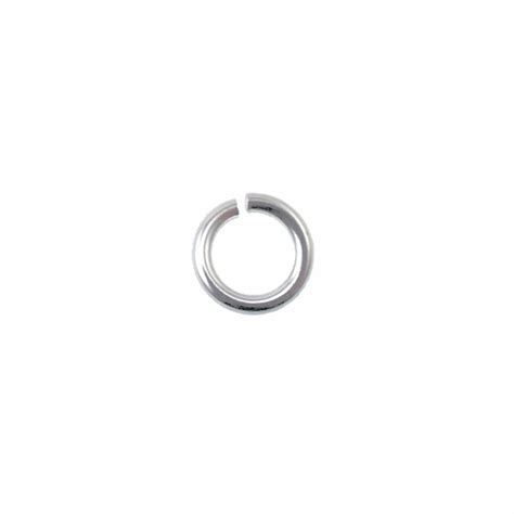 wholesale sterling silver 5mm jump rings 1mm dia 100
