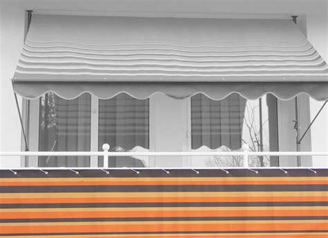 markisen paradies gutschein balkonbespannung design nr 200 h 246 he 75 cm