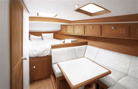 living on a wood boat small space living boat style innerpacific