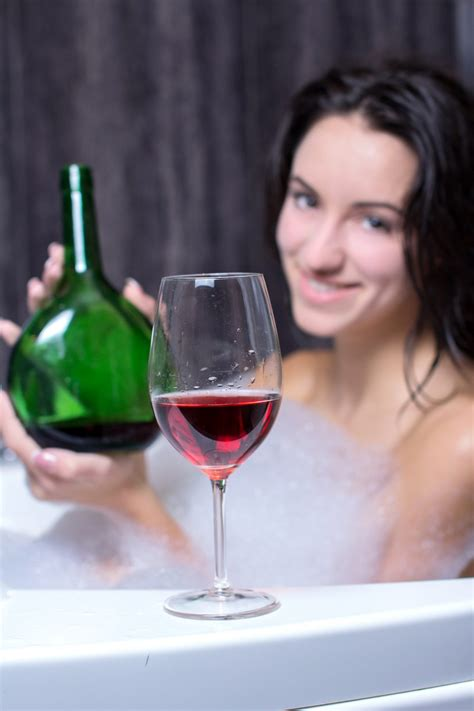 bathtub wine top 10 craziest beauty treatments