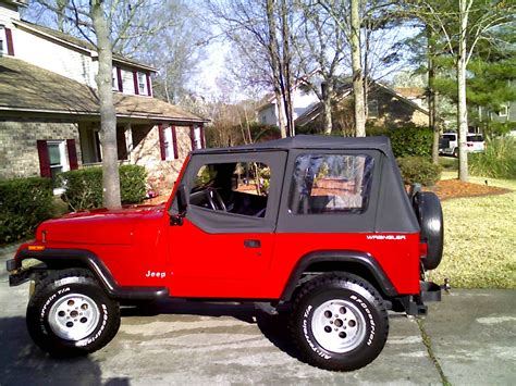 Jeep Renegade Convertible 1994 Jeep Wrangler Exterior Pictures Cargurus