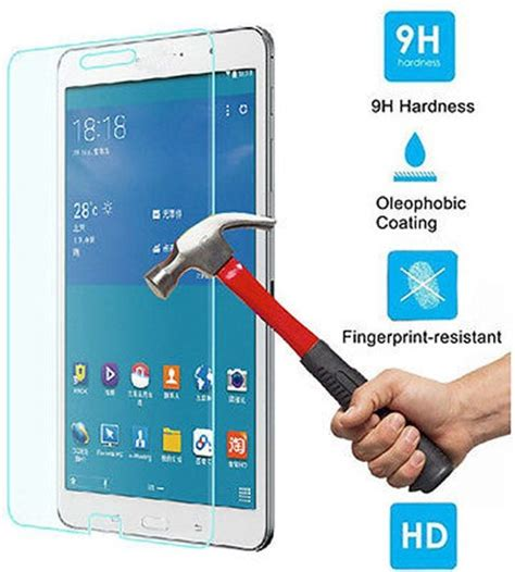 Tab 4 8 0 Tempered Glass Screen Protector Anti Gores Kaca 4 Bol Tempered Glas Screen Protector Samsung Galaxy