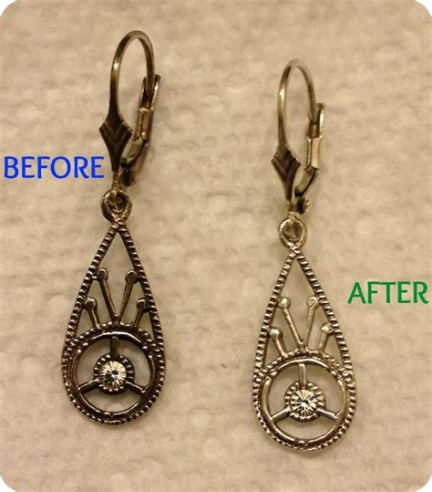 diy jewelry cleaner pin by f on handy home tips
