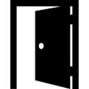 ouverture de la porte ouverte t 233 l 233 charger icons gratuitement