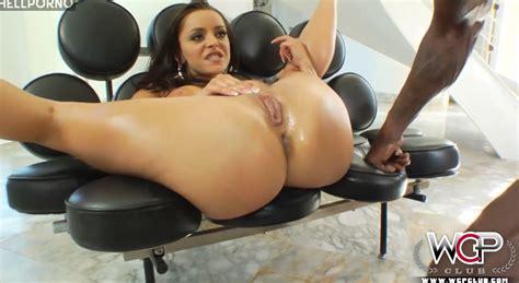 wild interracial anal with curvy liza del sierra hd porn