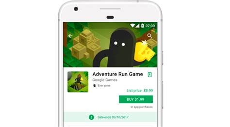Play Store Sale Play Store Will Now Display App Sale Prices And