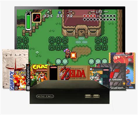 emulatore console mini emu retro console emulator