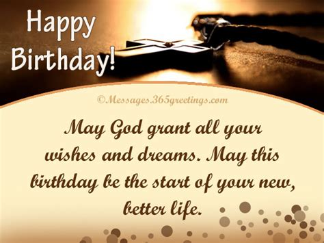 Happy Birthday Wishes Spiritual Christian Birthday Wishes Holiday Messages Greetings And