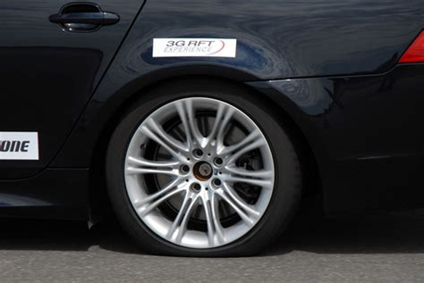 cost of bmw run flat tyres reviewed bridgestone 3g rft tires take the shock out of