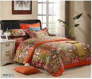 orange quilt cover promotion shopping for