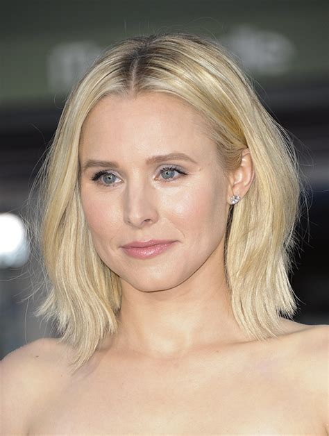 Kristen Bell Hairstyles by Kristen Bell S All Time Best Hair Looks Stylecaster