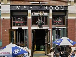 Map Room Cleveland by Map Room Cleveland