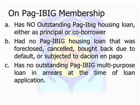 pag ibig housing loan accredited developers pag ibig housing loan approval 28 images pag ibig housing loan availment 6 steps