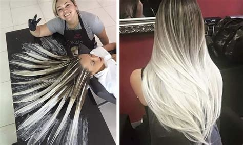 mechas tendencias 2016 191 conoces la 250 ltima t 233 cnica para te 241 ir tu cabello est 225