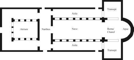 28 basilica floor plan roman basilica floor plan architecture guide early christian architecture