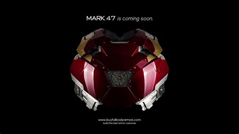 iron man mark armor suit costume cosplay chest