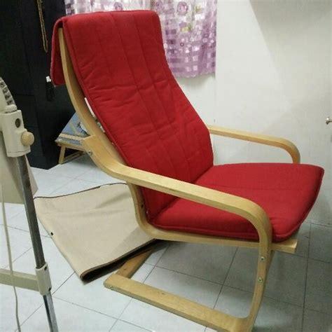 Perabot Di Ikea kerusi rehat ikea rumah perabot perabot di carousell