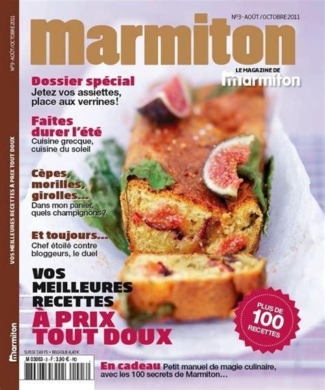 cuisine l馮鑽e marmiton magazine quot marmiton quot en presse page 3