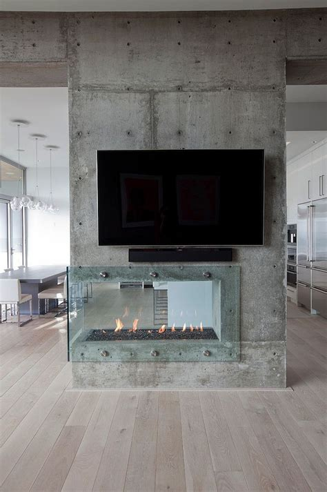 ideas  concrete fireplace  pinterest fireplace frame modern fireplaces