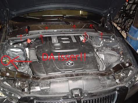Bmw 1er Cabrio Batterie Laden by Batterie Aufladen Richtig Anschliessen 3er Bmw E90