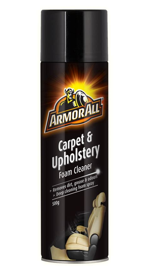 Carpet Upholstery Foam Cleaner Armor All