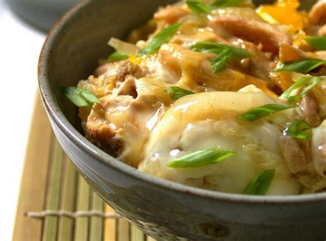 japanese dishes recipes dish oyako donburi a traditional japanese dish recipe just a