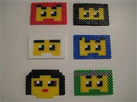 ninjago pattern lego ninjago perler beads pinterest lego ninjago and