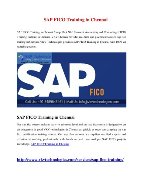 sap controlling focuses on sap fico certification sap fico books sap fico in chennai