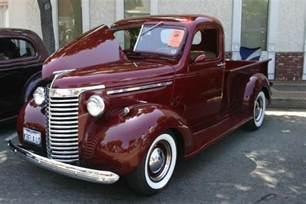 1940 chevy truck rod
